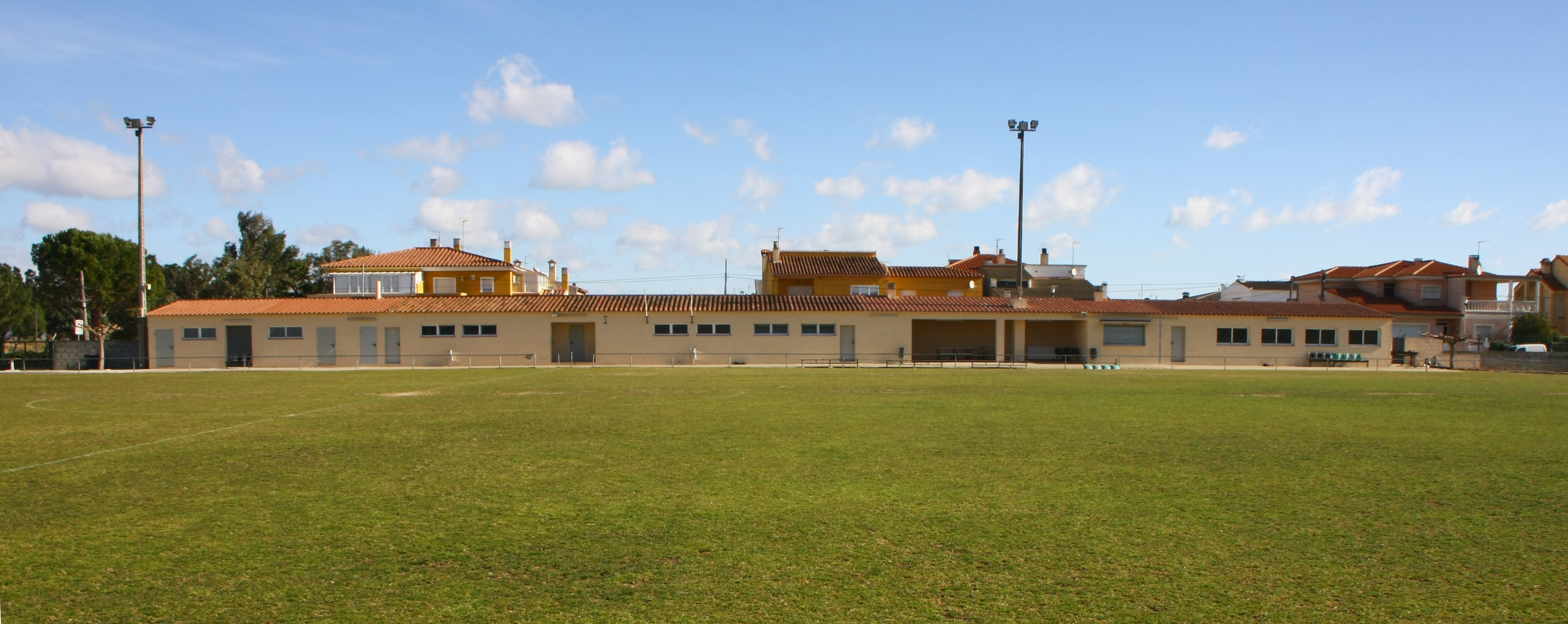 Camp del Futbol Club Vilamalla